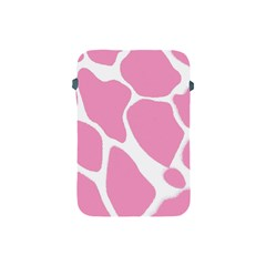 Baby Pink Girl Pattern Colorful Background Apple iPad Mini Protective Soft Cases