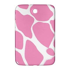 Baby Pink Girl Pattern Colorful Background Samsung Galaxy Note 8.0 N5100 Hardshell Case