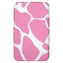Baby Pink Girl Pattern Colorful Background Samsung Galaxy Tab 3 (8 ) T3100 Hardshell Case