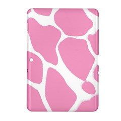 Baby Pink Girl Pattern Colorful Background Samsung Galaxy Tab 2 (10.1 ) P5100 Hardshell Case