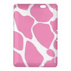 Baby Pink Girl Pattern Colorful Background Kindle Fire HDX 8.9  Hardshell Case