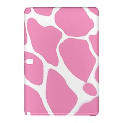 Baby Pink Girl Pattern Colorful Background Samsung Galaxy Tab Pro 10.1 Hardshell Case
