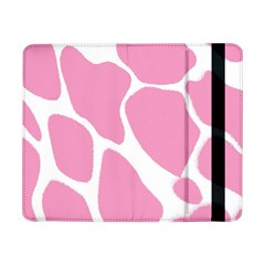Baby Pink Girl Pattern Colorful Background Samsung Galaxy Tab Pro 8.4  Flip Case