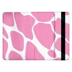 Baby Pink Girl Pattern Colorful Background Samsung Galaxy Tab Pro 12.2  Flip Case