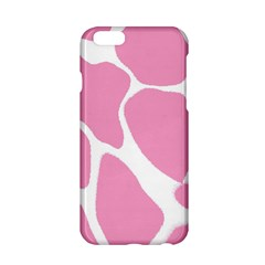 Baby Pink Girl Pattern Colorful Background Apple Iphone 6/6s Hardshell Case