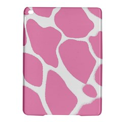 Baby Pink Girl Pattern Colorful Background iPad Air 2 Hardshell Cases