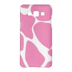 Baby Pink Girl Pattern Colorful Background Samsung Galaxy A5 Hardshell Case