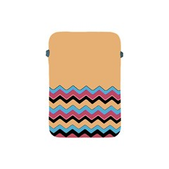 Chevrons Patterns Colorful Stripes Background Art Digital Apple Ipad Mini Protective Soft Cases
