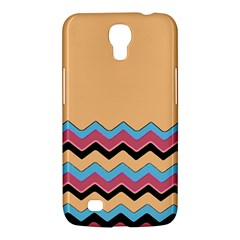 Chevrons Patterns Colorful Stripes Background Art Digital Samsung Galaxy Mega 6 3  I9200 Hardshell Case