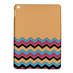 Chevrons Patterns Colorful Stripes Background Art Digital iPad Air 2 Hardshell Cases
