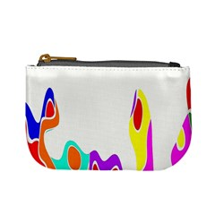 Simple Abstract With Copyspace Mini Coin Purses