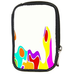 Simple Abstract With Copyspace Compact Camera Cases