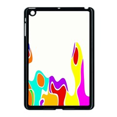 Simple Abstract With Copyspace Apple iPad Mini Case (Black)