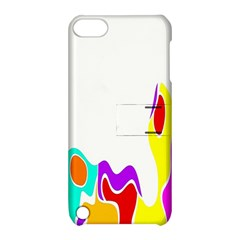 Simple Abstract With Copyspace Apple iPod Touch 5 Hardshell Case with Stand
