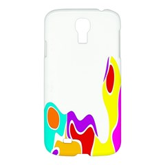 Simple Abstract With Copyspace Samsung Galaxy S4 I9500/I9505 Hardshell Case