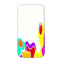 Simple Abstract With Copyspace Samsung Galaxy S4 I9500/I9505  Hardshell Back Case