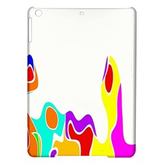 Simple Abstract With Copyspace iPad Air Hardshell Cases