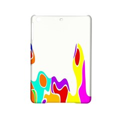 Simple Abstract With Copyspace iPad Mini 2 Hardshell Cases