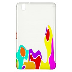 Simple Abstract With Copyspace Samsung Galaxy Tab Pro 8.4 Hardshell Case