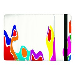 Simple Abstract With Copyspace Samsung Galaxy Tab Pro 10 1  Flip Case