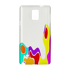 Simple Abstract With Copyspace Samsung Galaxy Note 4 Hardshell Case