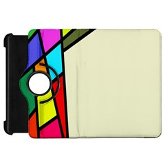 Digitally Created Abstract Page Border With Copyspace Kindle Fire HD 7