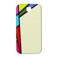 Digitally Created Abstract Page Border With Copyspace Samsung Galaxy S4 I9500/i9505  Hardshell Back Case