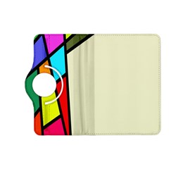 Digitally Created Abstract Page Border With Copyspace Kindle Fire HD (2013) Flip 360 Case