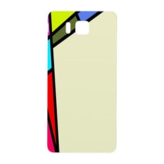 Digitally Created Abstract Page Border With Copyspace Samsung Galaxy Alpha Hardshell Back Case