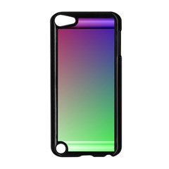 3d Rgb Glass Frame Apple iPod Touch 5 Case (Black)