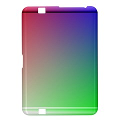 3d Rgb Glass Frame Kindle Fire HD 8.9