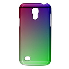 3d Rgb Glass Frame Galaxy S4 Mini