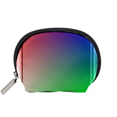 3d Rgb Glass Frame Accessory Pouches (Small)