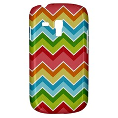 Colorful Background Of Chevrons Zigzag Pattern Galaxy S3 Mini