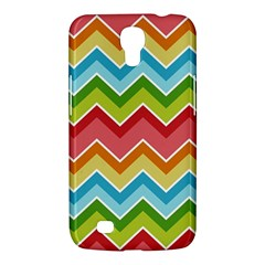 Colorful Background Of Chevrons Zigzag Pattern Samsung Galaxy Mega 6.3  I9200 Hardshell Case