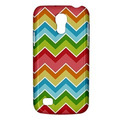 Colorful Background Of Chevrons Zigzag Pattern Galaxy S4 Mini