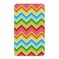 Colorful Background Of Chevrons Zigzag Pattern Memory Card Reader
