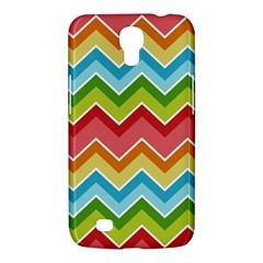 Colorful Background Of Chevrons Zigzag Pattern Samsung Galaxy Mega 6.3  I9200 Hardshell Case
