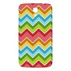Colorful Background Of Chevrons Zigzag Pattern Samsung Galaxy Mega I9200 Hardshell Back Case