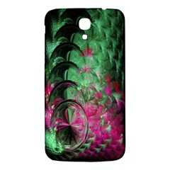 Pink And Green Shapes Make A Pretty Fractal Image Samsung Galaxy Mega I9200 Hardshell Back Case