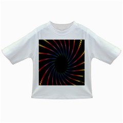 Fractal Black Hole Computer Digital Graphic Infant/toddler T Shirts