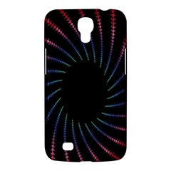 Fractal Black Hole Computer Digital Graphic Samsung Galaxy Mega 6 3  I9200 Hardshell Case