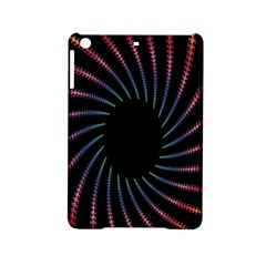 Fractal Black Hole Computer Digital Graphic Ipad Mini 2 Hardshell Cases