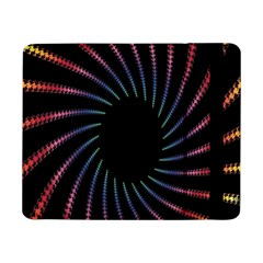 Fractal Black Hole Computer Digital Graphic Samsung Galaxy Tab Pro 8.4  Flip Case