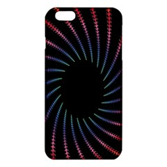 Fractal Black Hole Computer Digital Graphic Iphone 6 Plus/6s Plus Tpu Case