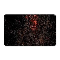 July 4th Fireworks Party Magnet (Rectangular)