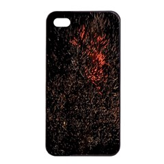 July 4th Fireworks Party Apple iPhone 4/4s Seamless Case (Black)