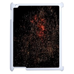 July 4th Fireworks Party Apple iPad 2 Case (White)