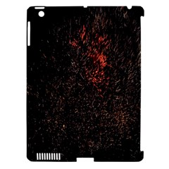 July 4th Fireworks Party Apple iPad 3/4 Hardshell Case (Compatible with Smart Cover)