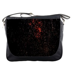 July 4th Fireworks Party Messenger Bags